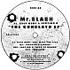 MR SLASH FEAT. SYER B & FACTION G - THE CONCERTO EP - ARMY BULLET - VINYL RECORD - MR171978