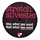 STRETCH SYLVESTER - WHAT YOU WANT - PLAYTIME - VINYL RECORD - MR172170