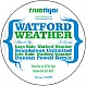 SCANDALOUS UNLIMITED - WATFORD WEATHER (ORIGINAL / DUNCAN POWELL REMIX) - TRUE TIGER - VINYL RECORD - MR172312