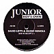 DARIO LOTTI & GUIDO NEMOLA - JACK IN THE CITY - JUNIOR BOYS OWN - VINYL RECORD - MR172974