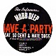 MOBB DEEP FT 50 CENT - HAVE A PARTY - INTERSCOPE - VINYL RECORD - MR173456