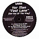 YER MAN - FAST LANE (GET OUT OF THE WAY) - UMM - VINYL RECORD - MR173507