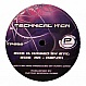 TECHNICAL ITCH - RAISED BY EVIL - PENETRATION - VINYL RECORD - MR176458