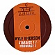 KYLE EMERSON - STARBASE 1 - CLUB ELITE - VINYL RECORD - MR176703