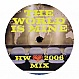 DAVID GUETTA - THE WORLD IS MINE (REMIX) - HOXTON WHORES  - VINYL RECORD - MR176875