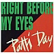 PATTI DAY - RIGHT BEFORE MY EYES - DEBUT - VINYL RECORD - MR1771
