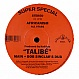 AFRICANISM - TALIBRE - YELLOW - VINYL RECORD - MR177881