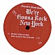NEUROTIC DRUM BAND - WERE GONNA ROCK NEW YORK - PLANT MUSIC INC - VINYL RECORD - MR177922
