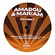 AMADOU & MARIAM - COULIBALY (ASHLEY BEEDLE REMIX) - BECAUSE - VINYL RECORD - MR181269