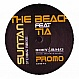 THE BEACH FEAT. TIA - SUNTAN (STEVE MAC REMIXES) - SONY - VINYL RECORD - MR183212