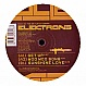 ELEKTRONS - THE GET UP EP - GENUINE - VINYL RECORD - MR183414