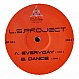 L.S PROJECT - EVERYDAY - LSP 1 - VINYL RECORD - MR184008