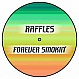 RAFFLES - FOREVER SMOKIN' - WHITE - VINYL RECORD - MR18513