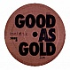 TIGA  - GOOD AS GOLD ( LIMITED EDITION ) - DIFFERENT - VINYL RECORD - MR185617