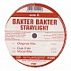 BAXTER BAXTER - STRAYLIGHT EP - FULL FORCE SESSION - VINYL RECORD - MR186508