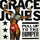 GRACE JONES - PULL UP TO THE BUMPER (1985 REMIX) - ISLAND - VINYL RECORD - MR18917