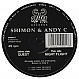 ANDY C & SHIMON - QUEST / NIGHT FLIGHT - RAM RECORDS - VINYL RECORD - MR19049