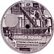 CONGA SQUAD - STRONG ENOUGH - HOLOGRAPHIC  - VINYL RECORD - MR192859