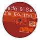 MADE & SAX - I'M COMING UP - NERO - VINYL RECORD - MR194165