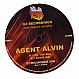 AGENT ALVIN - ON THE RUN - G2 - VINYL RECORD - MR194703