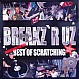 DJ PEABIRD - BEST OF SCRATCHING - BREAKZ R UZ - VINYL RECORD - MR194722