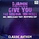 DJAIMIN - GIVE YOU (ORIGINAL / 2006 REMIX) - PURPLE MUSIC - VINYL RECORD - MR194920
