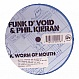 FUNK D'VOID & PHIL KIERAN - WORM OF MOUTH - SOMA - VINYL RECORD - MR195244
