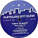 TONY DI BART - WHY DID YA - CLEVELAND CITY - VINYL RECORD - MR19538