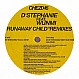 D'STEPHANIE FEAT WUNMI - RUNAWAY CHILD (REMIXES) - CHEZ - VINYL RECORD - MR195765