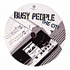 BUSY PEOPLE - THE CITY - SUNSHINE ENTERPRISES - VINYL RECORD - MR196664