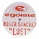 ROGER SANCHEZ - LOST - EGOISTE - VINYL RECORD - MR197642