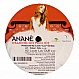 ANANE - WALKING ON THIN ICE - VEGA RECORDS - VINYL RECORD - MR197985