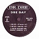 DR DRE - DRE DAY - DEATH ROW - VINYL RECORD - MR198590