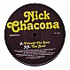 NICK CHACONA - THROUGH THE DOOR - 20:20 VISION - VINYL RECORD - MR199119