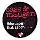 CASS & MANGAN - CAPER - PLAYTIME - VINYL RECORD - MR200079
