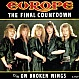 EUROPE - THE FINAL COUNTDOWN - EPIC - VINYL RECORD - MR201005