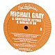 MICHAEL GRAY - SOMEWHERE BEYOND - EYE INDUSTRIES - VINYL RECORD - MR201602