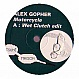 ALEX GOPHER - MOTORCYCLE - KITSUNE  - VINYL RECORD - MR201975