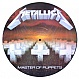 METALLICA - MASTER OF PUPPETS (PICTURE DISC) - MUSIC FOR NATIONS - VINYL RECORD - MR202453