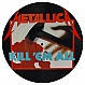 METALLICA - KILL EM ALL (PICTURE DISC) - MUSIC FOR NATIONS - VINYL RECORD - MR202653