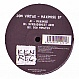 JON VIRTUE - MAXIMISE EP - KICKIN - VINYL RECORD - MR205990