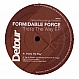 FORMIDABLE FORCE - THAT'S THE WAY EP - DETOUR - VINYL RECORD - MR206125