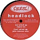 HEADLOCK - WIND UP - FIERCE! - VINYL RECORD - MR21061
