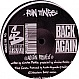 RUN TINGS - BACK AGAIN (REMIXES) - SUBURBAN BASE - VINYL RECORD - MR21368