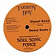 AFRIKA BAMBAATAA & SOUL SONIC FORCE - PLANET ROCK - TOMMY BOY RE-PRESS - VINYL RECORD - MR215793