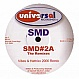 SMD - SMD VOLUME 2 (2006) - UNIVERSAL RECORDINGS - VINYL RECORD - MR215973