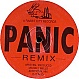 FORCE MASS MOTION - PANIC (REMIX) - RABBIT CITY - VINYL RECORD - MR21678