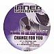 FX LOGIK VS METAPHASE - CHANGE FOR YOU - INNER GROOVE - VINYL RECORD - MR218759