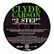 CLYDE CARSON - 2 STEP - CAPITOL - VINYL RECORD - MR219187