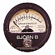 BJORN B - 20HZ - NETS WORK - VINYL RECORD - MR219424
